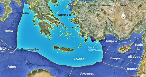 ΔΕΝ ΑΝΤΙΛΑΜΒΑΝΟΝΤΑΙ τον ΠΡΑΓΜΑΤΙΚΟ ΚΙΝΔΥΝΟ για βίαιη αλλαγή των συνόρων με βάση το νεοθωμανικό όραμα