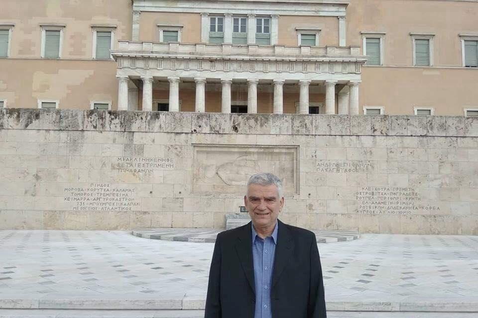 """""""Αγκάθι"""" η χαμηλή ποιότητα ηγεσίας όσον αφορά τις ελληνοτουρκικές σχέσεις τονίζει ο Πρόεδρος της ΟΚΕ Βασίλης Αναστασόπουλος"""